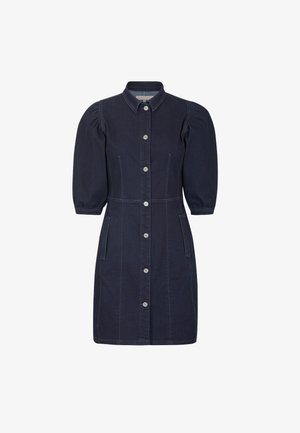 Shirt dress - 829 Rinse Wash Blue