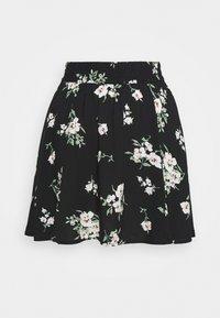 Vero Moda - VMSIMPLY EASY SKATER - A-line skirt - black - 4