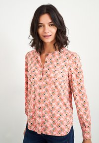 White Stuff - Button-down blouse - pink mehrfarbig - 0