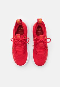 Under Armour - CURRY 8 - Basketball shoes - red - 3