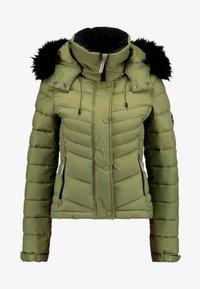Superdry - 3 IN 1 JACKET - Light jacket - four leaf clover - 6