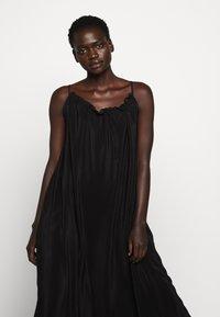 Rika - MALIBUDRESS - Vestido largo - black - 3