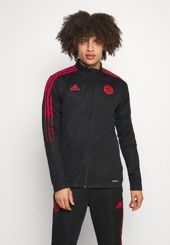 FC BAYERN MÜNCHEN SUIT - Club wear - black