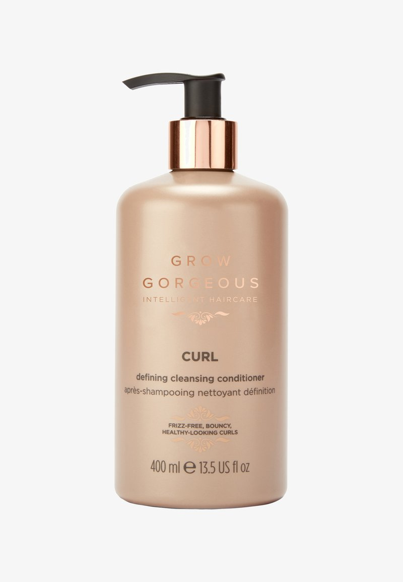 Grow Gorgeous - CURL CLEANSING CONDITIONER 400ML - Balsam - -