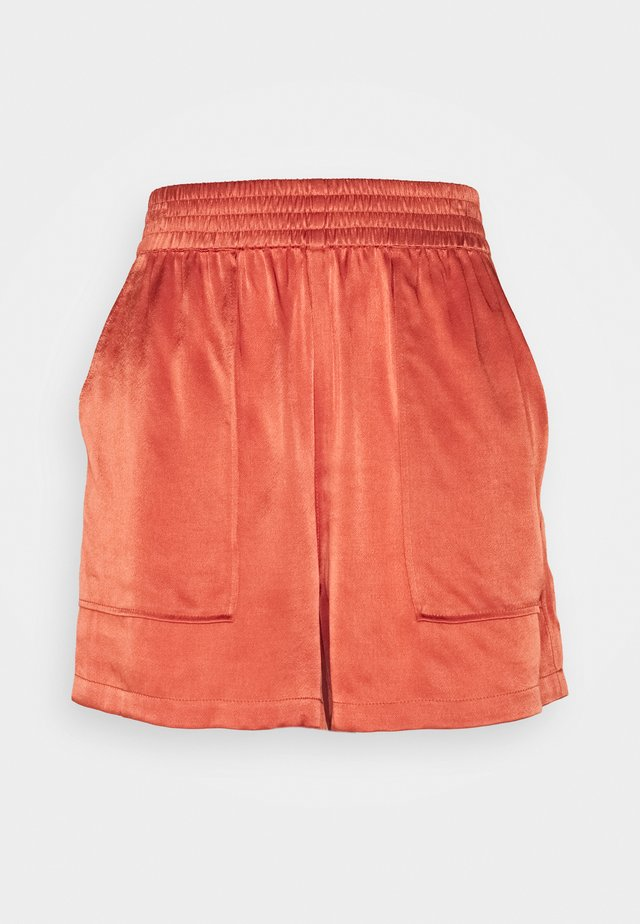 LAILA - Shorts - dusty coral