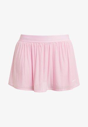 MARIA SKIRT - Sportovní sukně - pink rise/white
