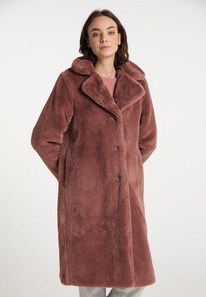 Winter coat - kastanie