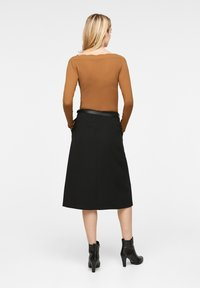 comma - Long sleeved top - tobacco - 2