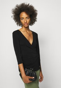 By Malene Birger - SHANELLE - Long sleeved top - black - 3