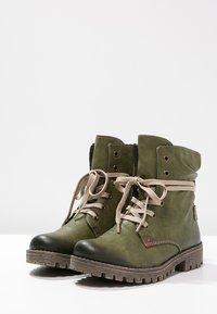 Rieker - Zimní obuv - leaf/magano - 3