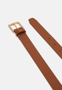 Calvin Klein - MUST FIX BELT - Belt - brown - 1