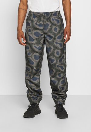 NETWORK TRACK PANT - Trousers - olive