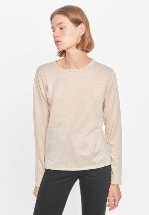 Trui - whitecap gray