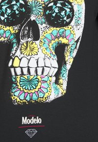 Diamond Supply Co. - CALAVERA TEE - Pitkähihainen paita - black - 6