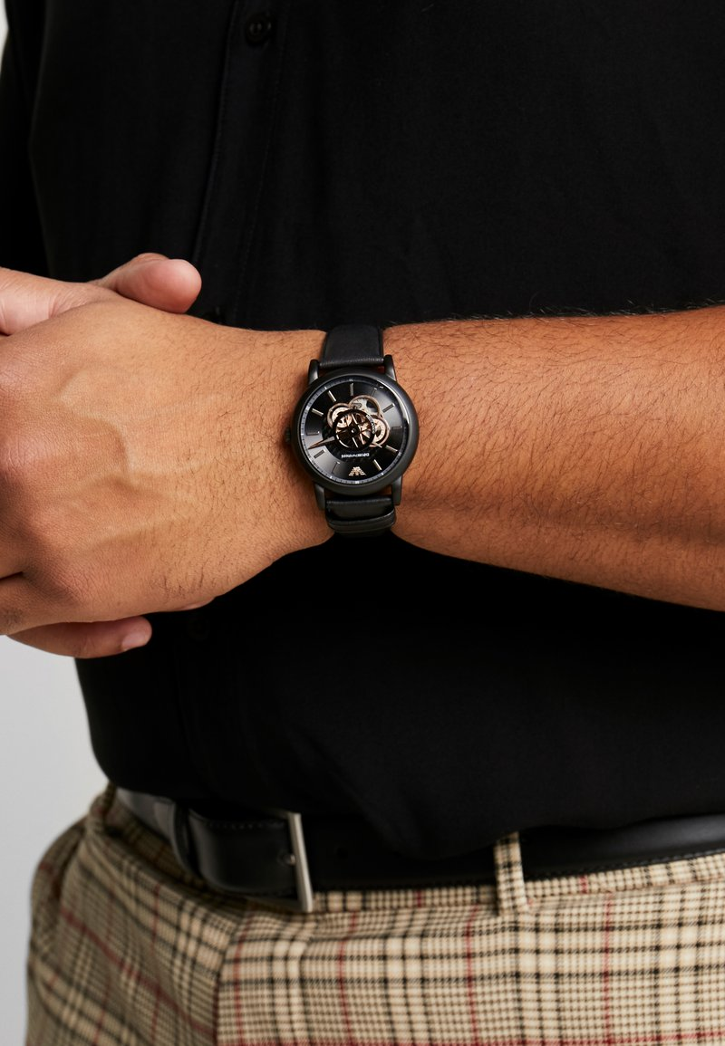 Emporio Armani - Cronografo - black
