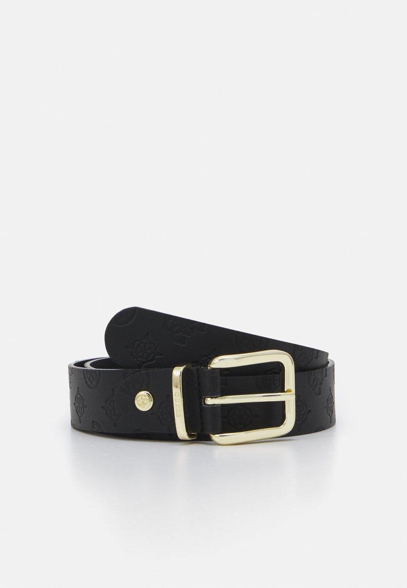 Guess - DAYANE ADJUST PANT DAYANE ADJUST PANT BELT - Belte - black