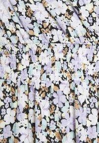 ONLY - ONLPELLA DRESS - Kjole - black/pastel - 2