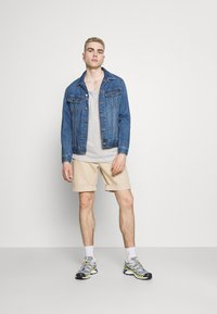 Only & Sons - ONSPIECE RELAXED TANK - Top - light grey melange - 1