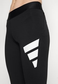 adidas Performance - LEGGING - Collants - black - 4