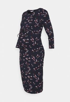 DRESS GRANITE - Žerzejové šaty - night sky