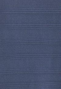 Object - OBJSAVA - Basic T-shirt - ensign blue - 2