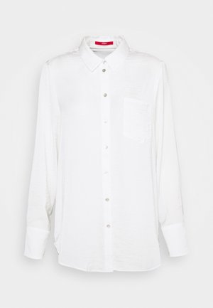 LANGARM - Button-down blouse - off-white