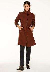 comma - Classic coat - chestnut - 1