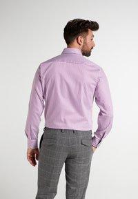 Eterna - MODERN FIT - Shirt - pink/weiss - 1