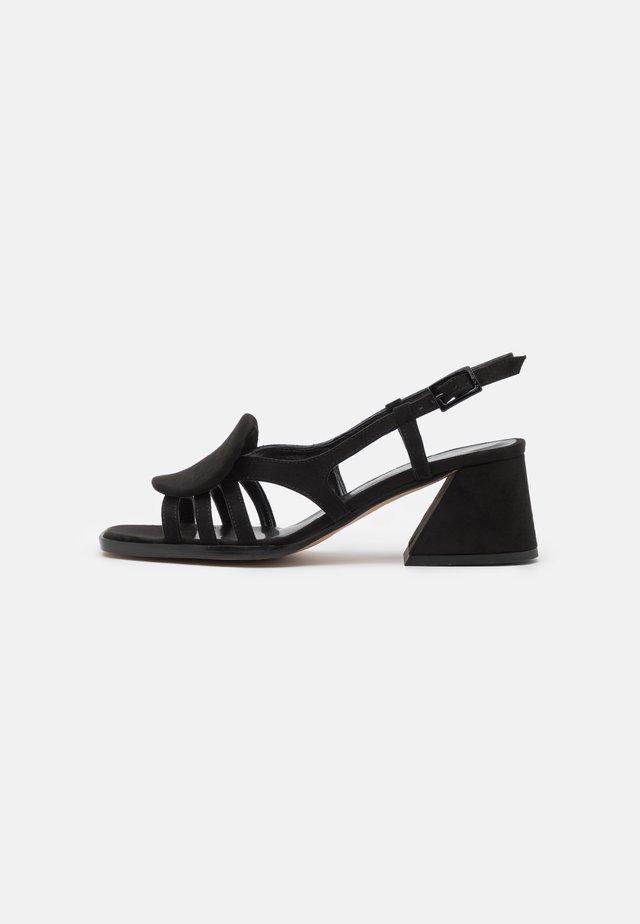 HIEDRA - Sandaler - black