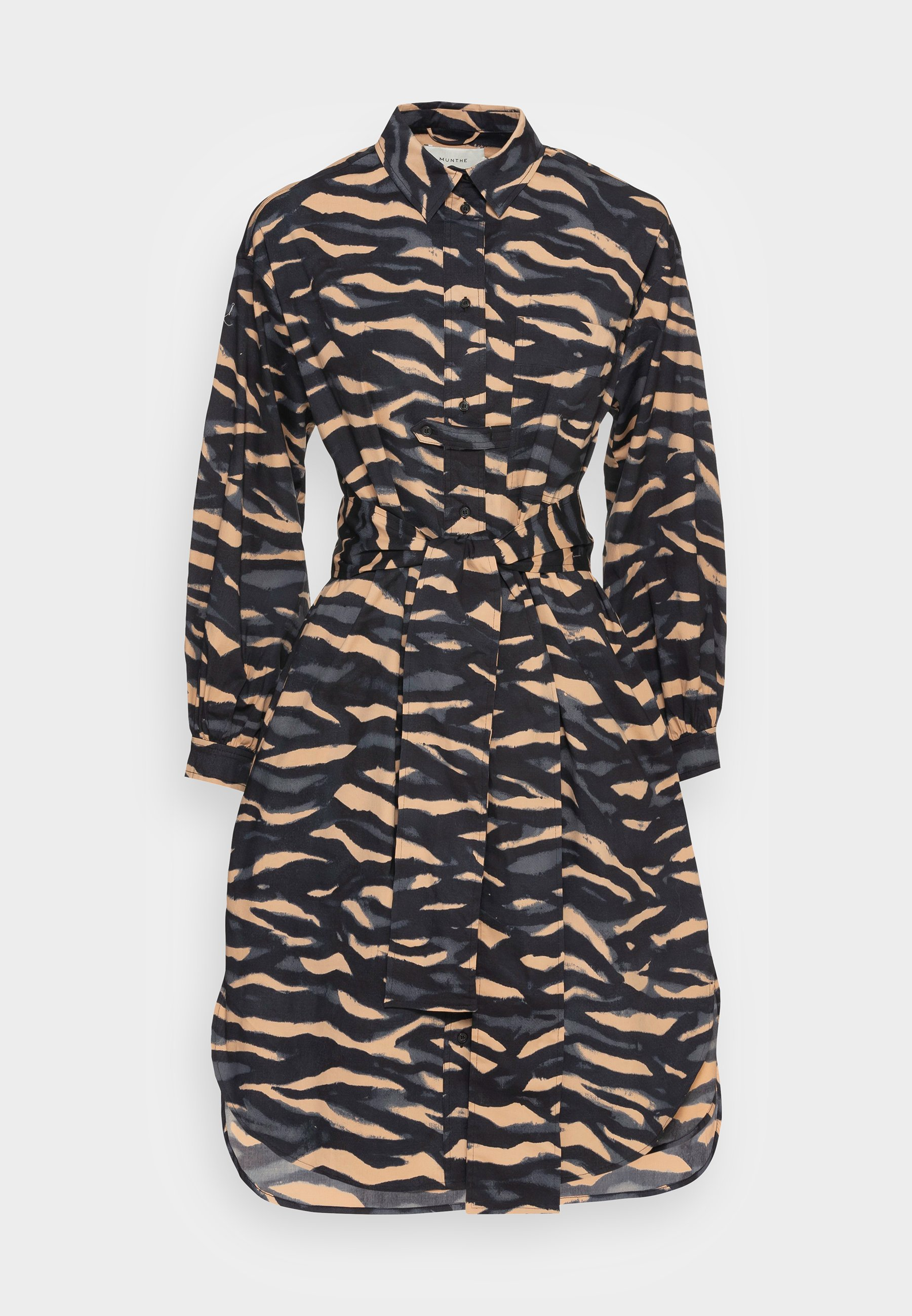 Mujer ROAN - Vestido camisero