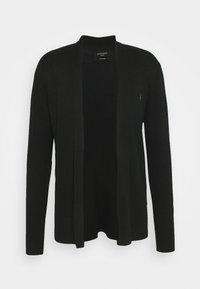 AllSaints - MODE OPEN CAR - Cardigan - black - 4