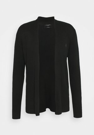 MODE OPEN CAR - Cardigan - black