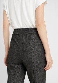 HUGO - HEBANAS - Trousers - black - 5