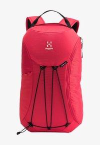 Haglöfs - Hiking rucksack - scarlet red - 1