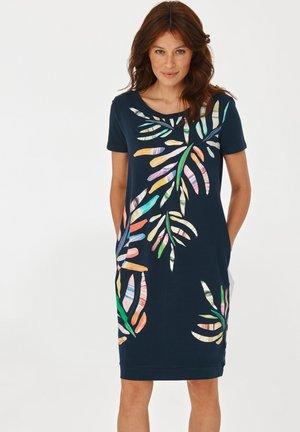 Sukienka z dżerseju - navy blue