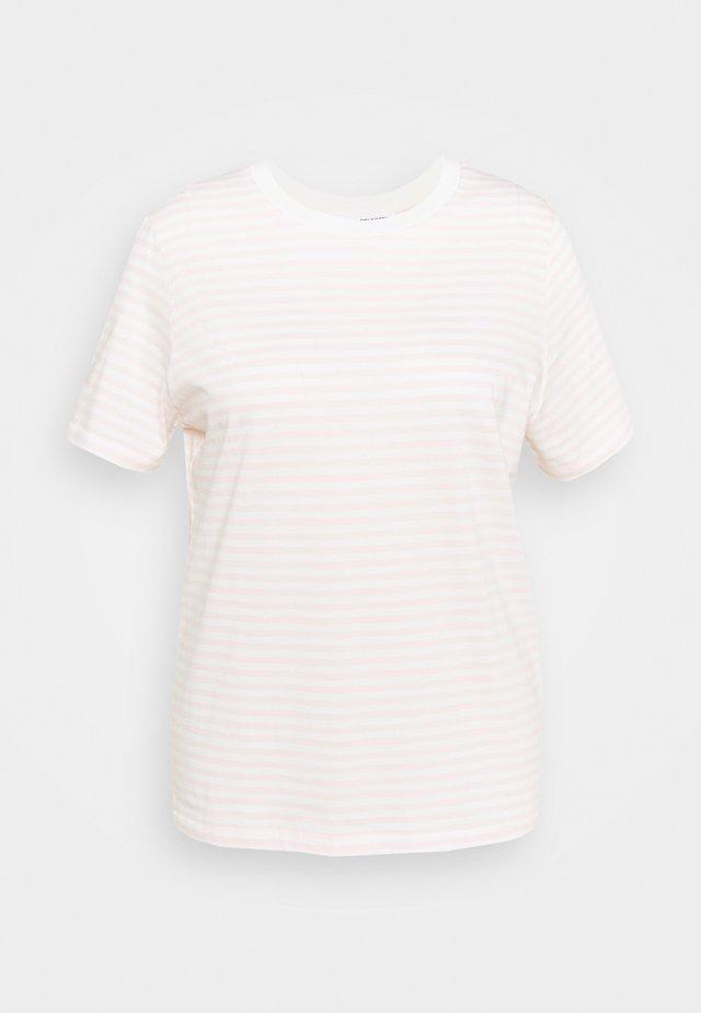 SLFPERFECT TEE BOX - T-shirt print - primrose pink