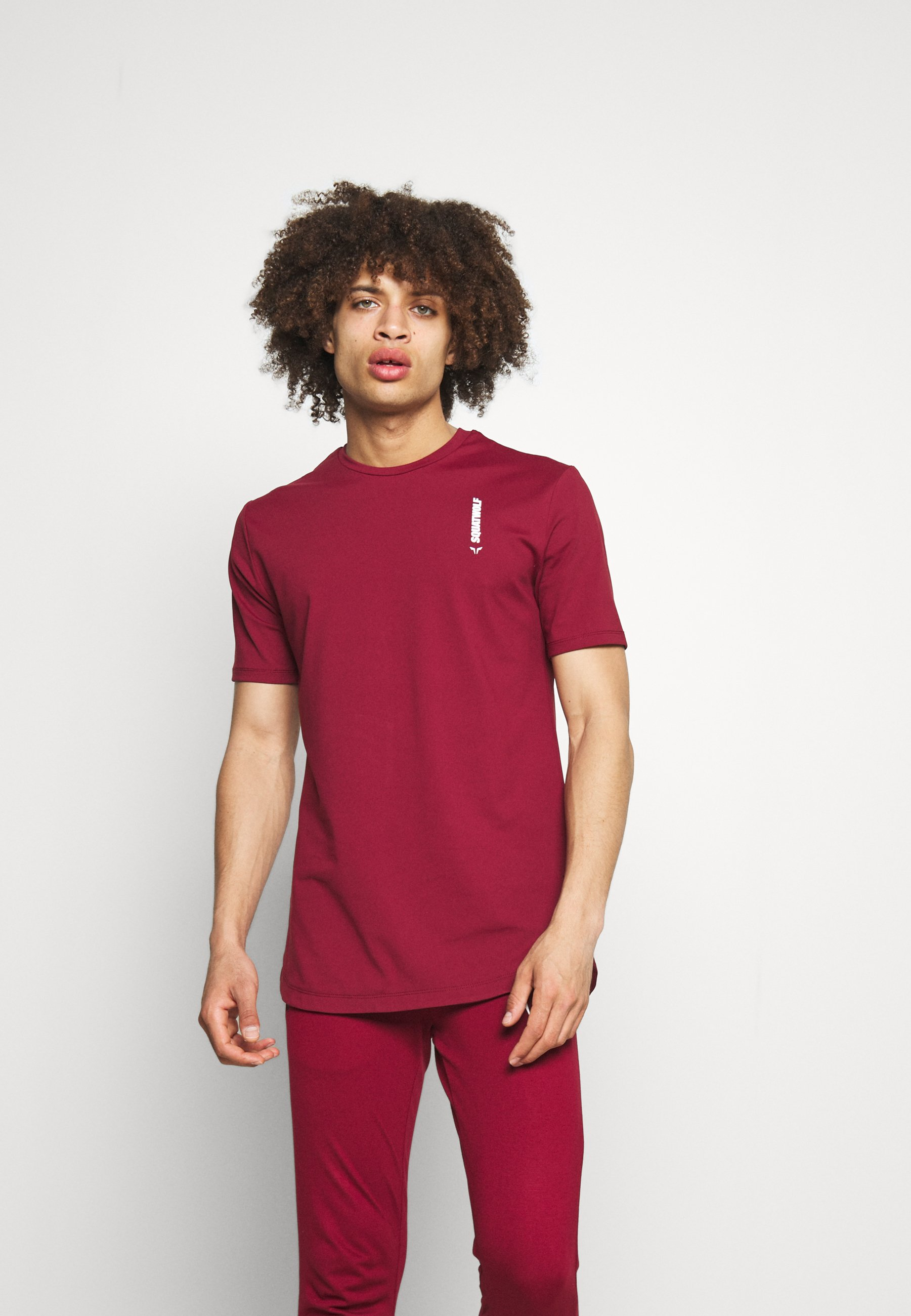 Men WARRIOR TEE - Print T-shirt