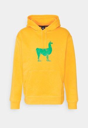 UNISEX - Sweatshirts - university gold/stadium green
