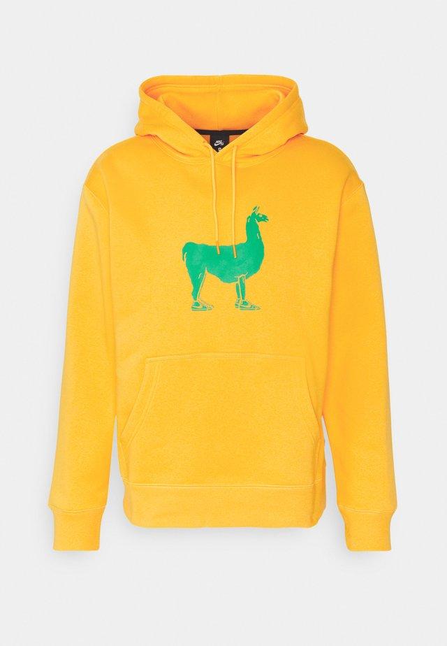 UNISEX - Sweatshirt - university gold/stadium green