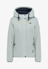 Schmuddelwedda - Winter jacket - rauchmint melange - 4