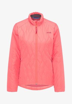 SHEEN - Snowboardjas - grapefruit pink