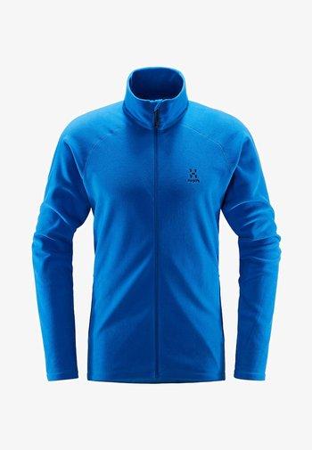 ASTRO JACKET - Fleece jacket - storm blue