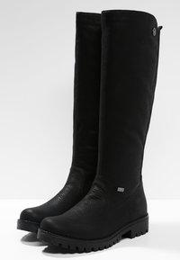 Rieker - Zimní obuv - schwarz - 3