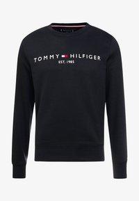 Tommy Hilfiger - LOGO  - Collegepaita - black - 3