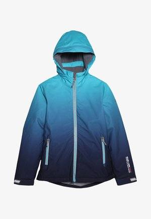 GRENDA - Ski jacket - türkis