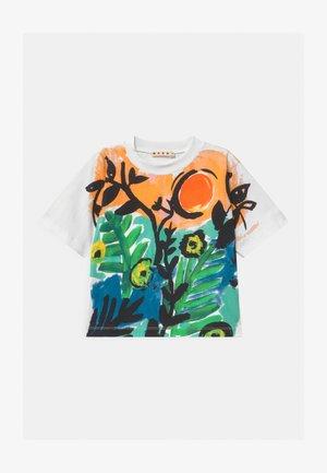 MAGLIETTA - T-shirt imprimé - white