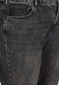 Zizzi - FIT MILLE  - Jeans Tapered Fit - grey - 3
