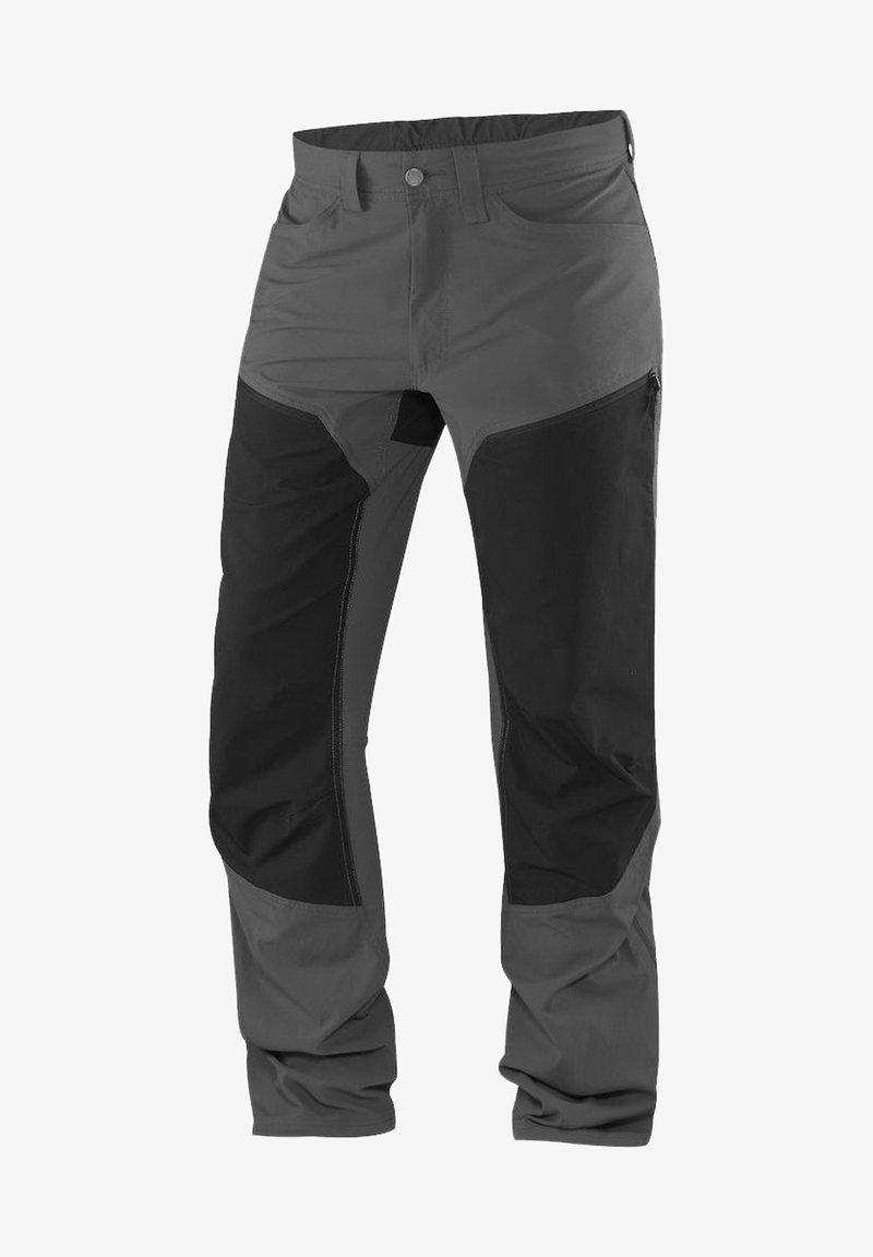 Haglöfs - MID FLEX PANT - Outdoor trousers - gray