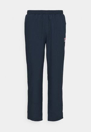 PANT PETER - Tracksuit bottoms - peacoat blue