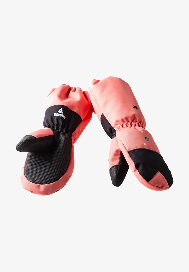 Gloves - unicorn pink